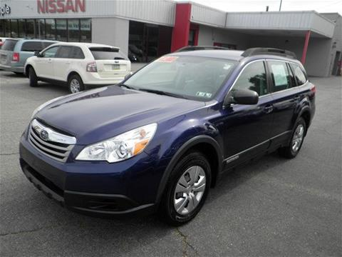 2011 Subaru Outback for sale in York, PA