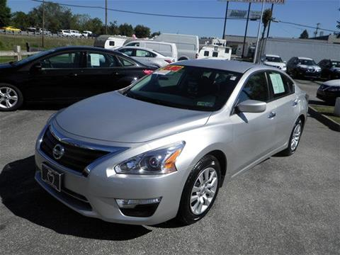 2015 Nissan Altima for sale in York PA