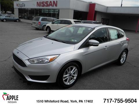 2016 Ford Focus for sale in York PA