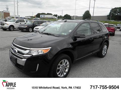 2014 Ford Edge for sale in York PA