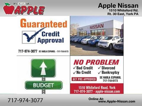 2012 Nissan NV Cargo for sale in York PA