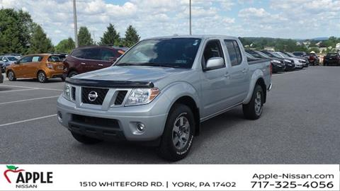 2010 Nissan Frontier for sale in York, PA