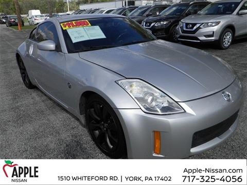 2006 Nissan 350Z for sale in York PA