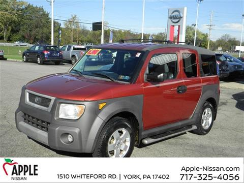 2005 Honda Element for sale in York PA