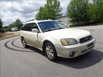 2004 Subaru Outback for sale in Raleigh, NC