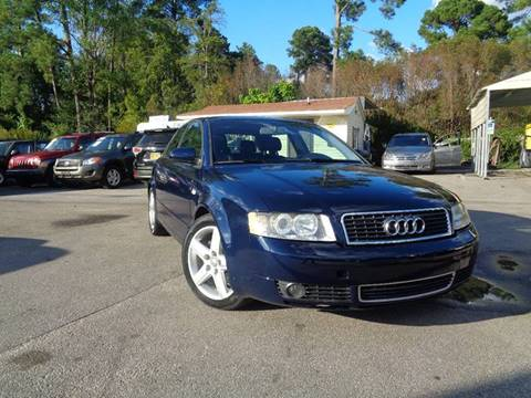 2005 Audi A4 for sale in Raleigh, NC