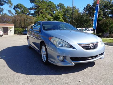 2004 Toyota Camry Solara for sale in Raleigh, NC