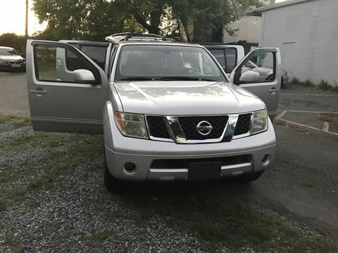 2005 Nissan Pathfinder for sale in Greensboro, NC