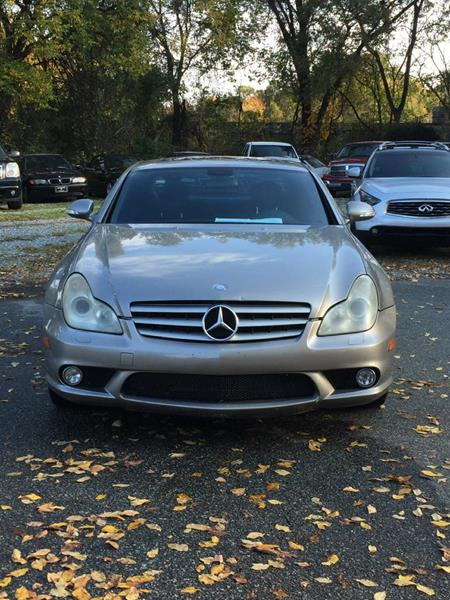 2006 Mercedes Benz CLS For Sale At Deluxe Imports Inc. In Greensboro NC