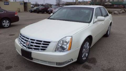 2010 Cadillac DTS for sale in Long Lake, MN