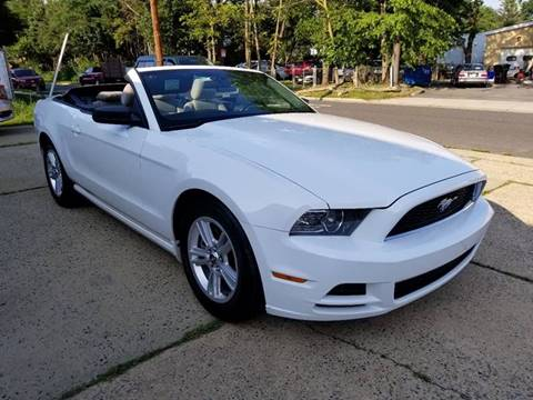 2013 Ford Mustang for sale in Highland Park NJ