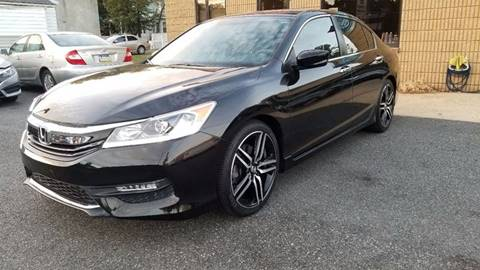 2017 Honda Accord for sale in Highland Park, NJ