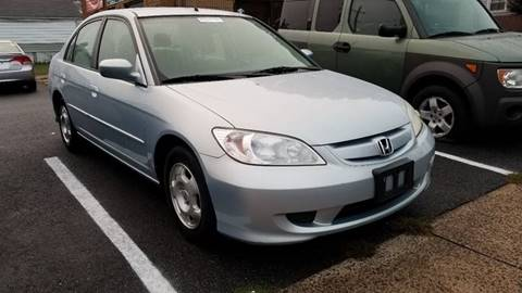 2005 Honda Civic for sale in Highland Park NJ