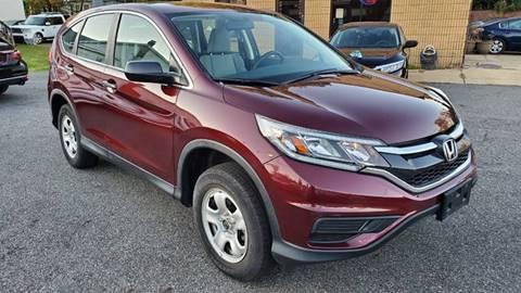 2015 Honda CR-V for sale in Highland Park, NJ