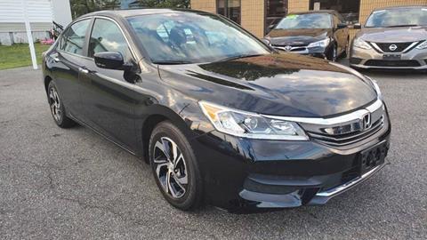 2016 Honda Accord for sale in Highland Park, NJ
