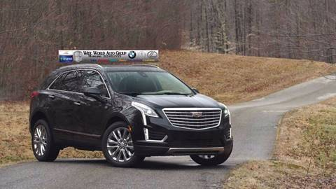 2017 Cadillac XT5 for sale in New York, NY