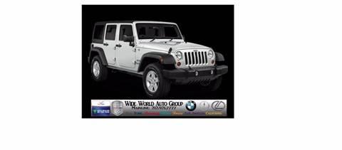 2017 Jeep Wrangler Sport for sale in New York, NY