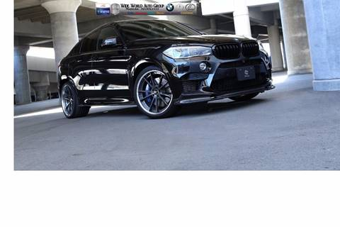 2017 BMW X6 M for sale in New York, NY