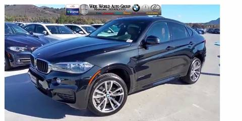 2017 BMW X6 for sale in New York, NY