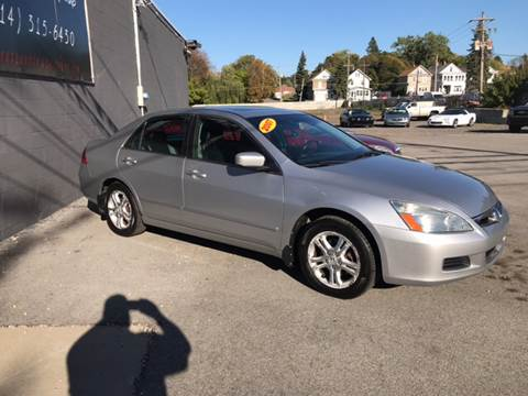 2007 Honda Accord for sale in Erie, PA