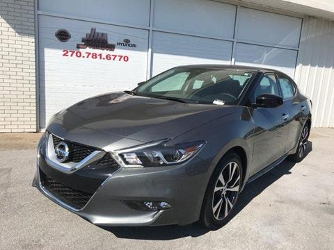 2017 Nissan Maxima for sale in Bowling Green, KY