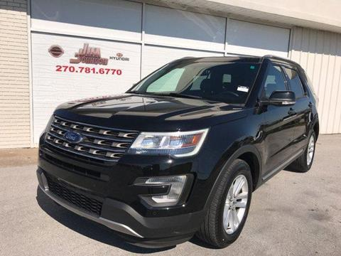 2017 Ford Explorer for sale in Bowling Green, KY
