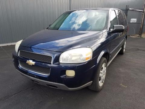 2006 Chevrolet Uplander for sale in Galloway OH