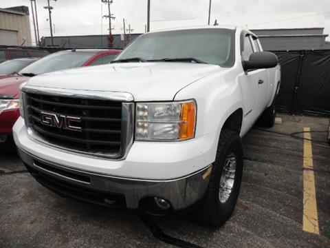 2008 GMC Sierra 2500HD for sale in Galloway OH