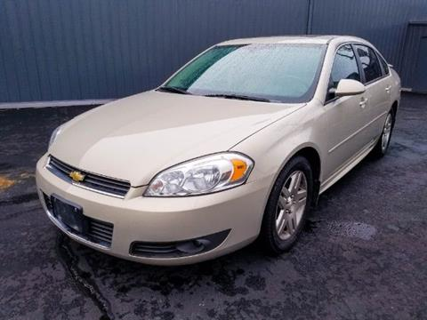 2011 Chevrolet Impala for sale in Galloway OH