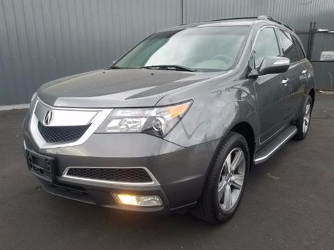 2012 Acura MDX for sale in Galloway OH