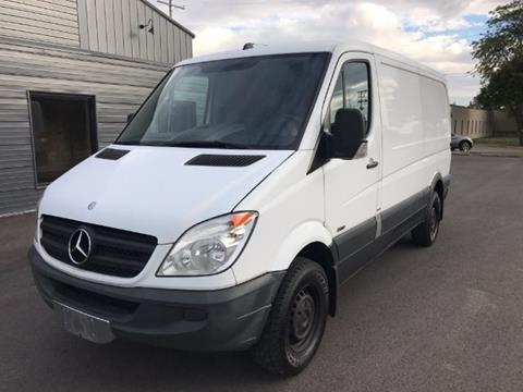 2013 Mercedes-Benz Sprinter Cargo for sale in Galloway, OH