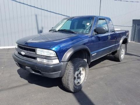 2002 Chevrolet S-10 for sale in Galloway OH