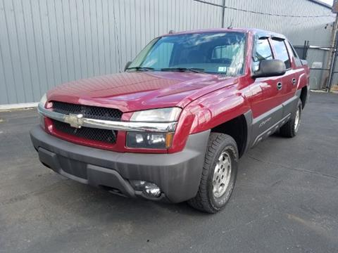 2005 Chevrolet Avalanche for sale in Galloway, OH