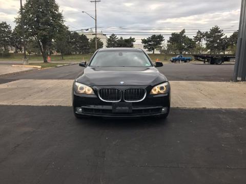 2010 BMW 7 Series for sale in Galloway, OH