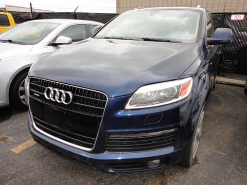 2008 Audi Q7 for sale in Galloway OH