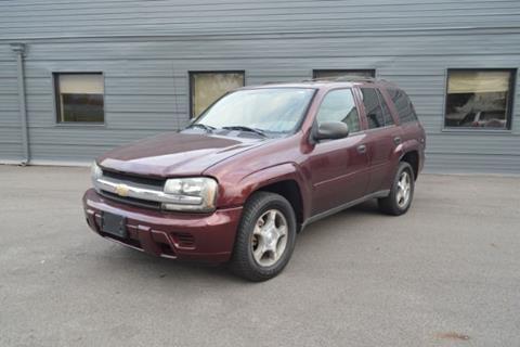 2006 Chevrolet TrailBlazer for sale in Galloway, OH