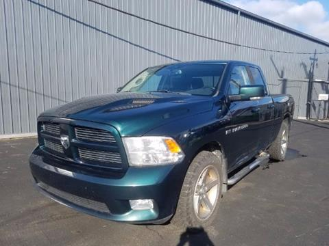 2011 RAM Ram Pickup 1500 for sale in Galloway, OH