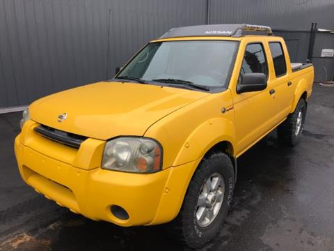 2003 Nissan Frontier for sale in Galloway OH