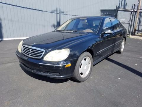 2002 Mercedes-Benz S-Class for sale in Galloway, OH