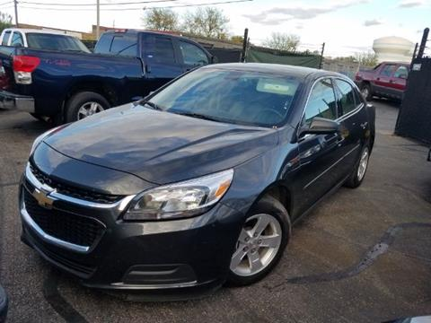 2015 Chevrolet Malibu for sale in Galloway, OH