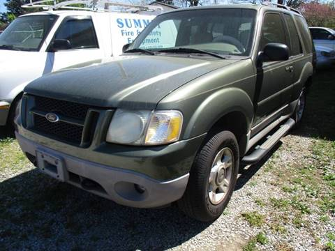 2002 Ford Explorer Sport For Sale In Lawrenceburg Tn
