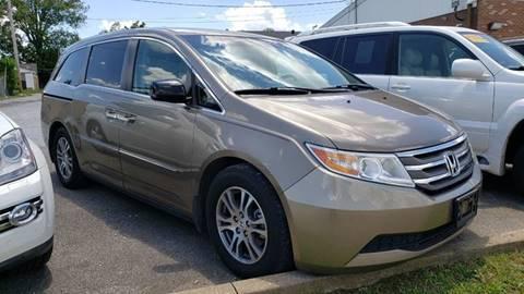 2012 Honda Odyssey for sale in Lawrenceburg, TN