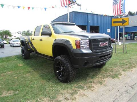 2008 GMC Sierra 3500HD for sale in Olean NY