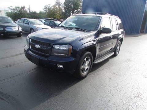 2008 Chevrolet TrailBlazer for sale in Olean, NY