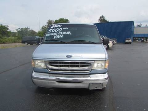2000 Ford E-Series Cargo for sale in Olean NY