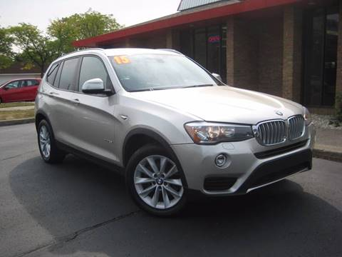 2015 BMW X3 for sale in Indianapolis, IN