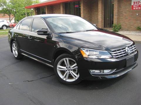 2015 Volkswagen Passat for sale in Indianapolis, IN