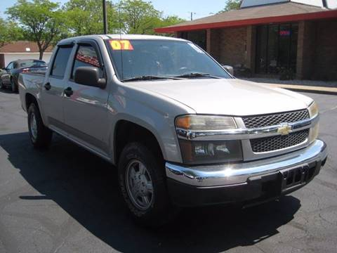 2007 Chevrolet Colorado for sale in Indianapolis, IN