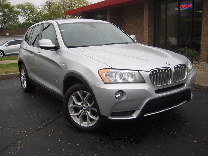 2014 BMW X3 xDrive35i In Indianapolis IN - AMS Cars ( YOUR LUXURY ...