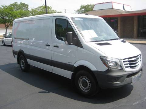 2014 Mercedes-Benz Sprinter for sale in Indianapolis, IN